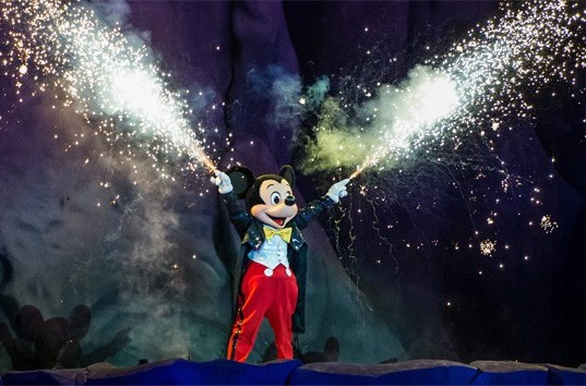 Fantasmic! Not Showing for One Night in January