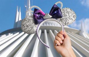 Space Mountain Collection from Minnie Mouse: The Main Attraction is now Available!