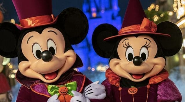 The First Mickey's Not So Scary Halloween Party Date of 2020 Will Be the Earliest Yet!
