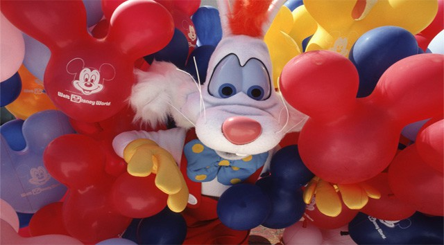 Meet Roger Rabbit at Disneyland's 80's Nite