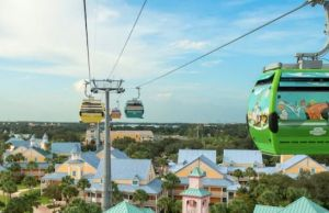Bus Service at Pop Century Reduced to EPCOT and Disney's Hollywood Studios, Guests Encouraged to Use Disney Skyliner