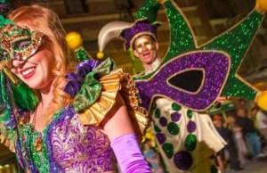 Details: Universal Orlando Mardi Gras 25th Anniversary Festivities