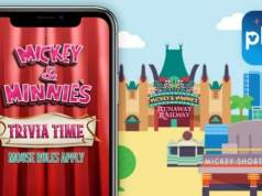 Coming Soon Mickey and Minnie's Trivia Time to Play Disney Parks App