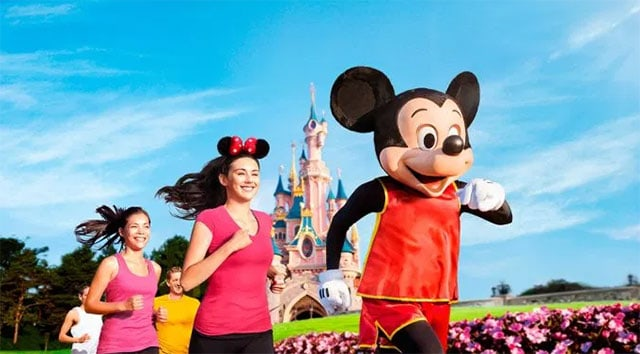 Disney-fy Your Home Work-Outs