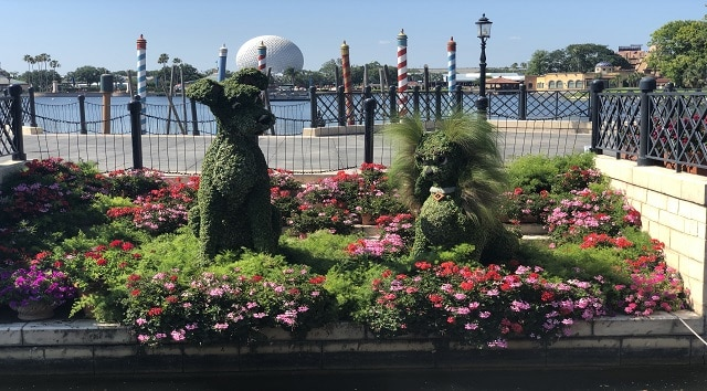 Review: Visiting all 25 Topiaries From Last Year's Flower & Garden Festival