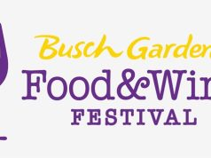 6th Annual Busch Gardens Tampa Bay Food and Wine Festival
