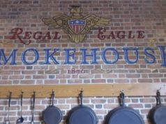 Regal Eagle Smokehouse Opens at Epcot TODAY!