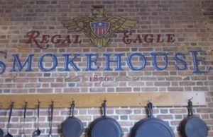 Regal Eagle Smokehouse Opens at Epcot TODAY!