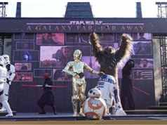 "Closing of ""Star Wars: A Galaxy Far, Far Away"" Happening Earlier than Expected"