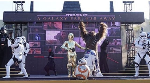 "Closing of ""Star Wars: A Galaxy Far, Far Away"" Happening Earlier than Expected"