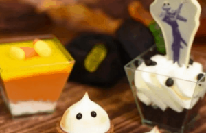 Mickey's Not So Spooky Spectacular Dessert Parties Announced