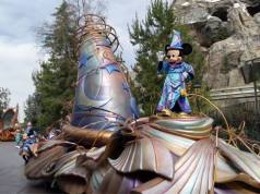 Magic Happens Parade Debuts at Disneyland