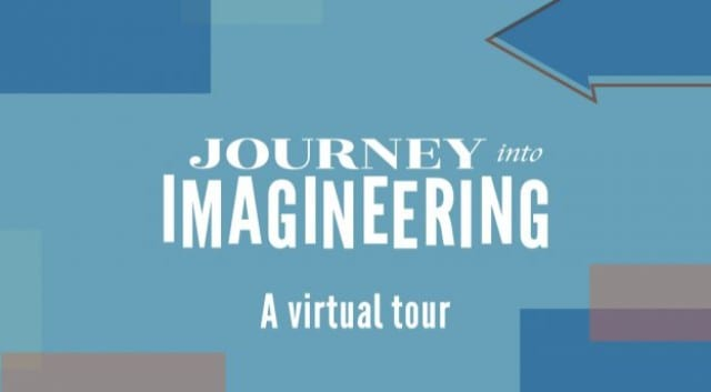Disney Imagineering Gives us a Virtual Tour of its Headquarters