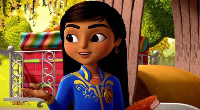 New to Disney Junior: Mira, Royal Detective