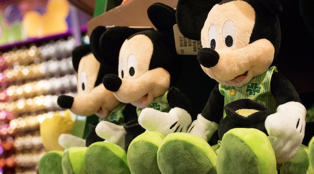 Disney St. Patrick's Day: Home Edition