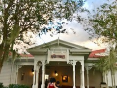 Review of Narcoossee's at Disney's Grand Floridian