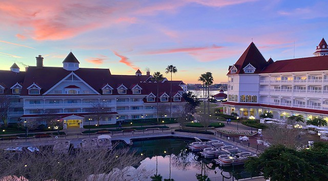 Review: Staying at Disney's Grand Floridan Resort and Spa