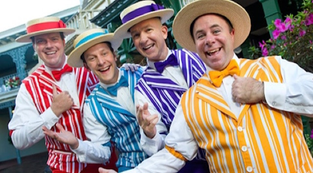 Video: Dapper Dans Share A Touch of Magic From Their Homes