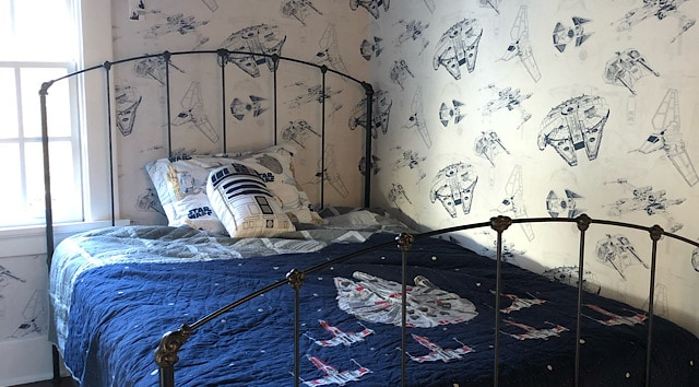Creating The Perfect Star Wars Bedroom A Photo Tour Kennythepirate Com