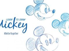Learn To Draw Mickey With A Disney Parks Artist
