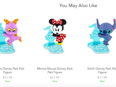Collect All of the Disney Park Pals