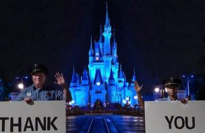 Disney Parks Around The World Thank Health Care Teams