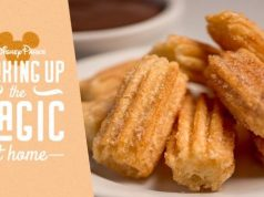 Disney Parks Shares Famous Churro Recipe