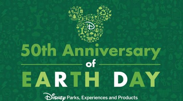 Celebrate Earth Day - Disney Style!