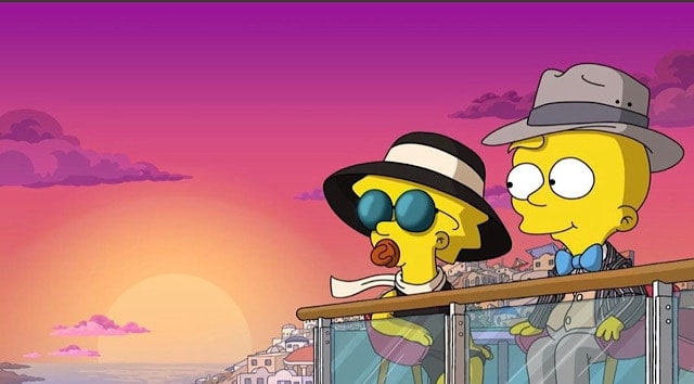 New Simpsons Short Available on Disney+