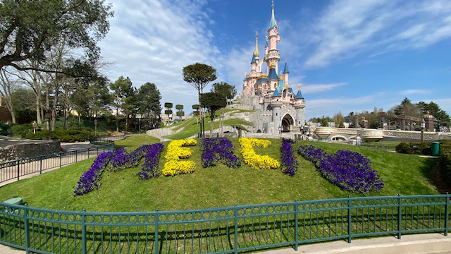 Disneyland Paris will be Closed Through the Winter