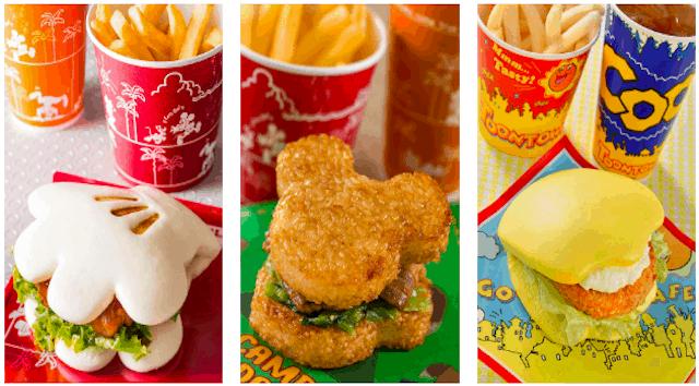 Celebrate National Hamburger Day with #DisneyMagicMoments