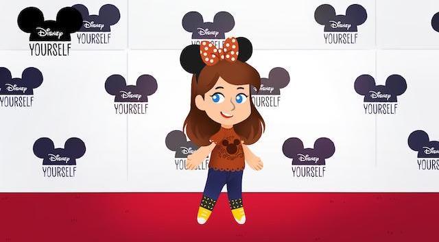 Disney Yourself: Create Your Own Disney Avatar