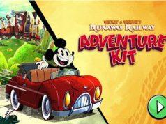 Mickey and Minnie's Runaway Railway All New Game