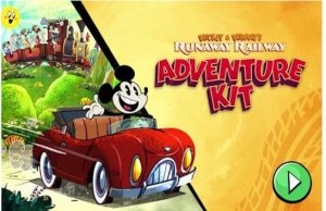 Mickey and Minnie's Runaway Railway All New Game
