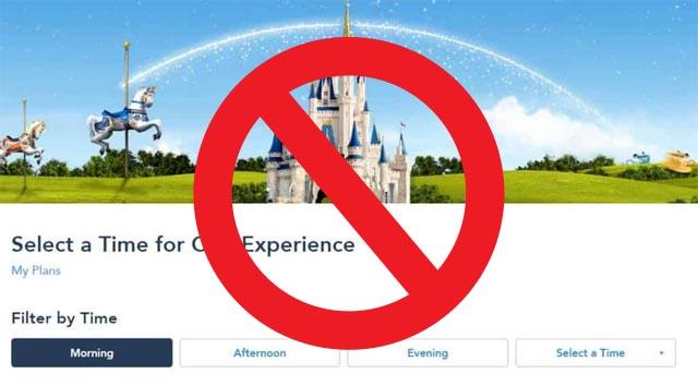 Disney Temporarily Suspends FastPass System