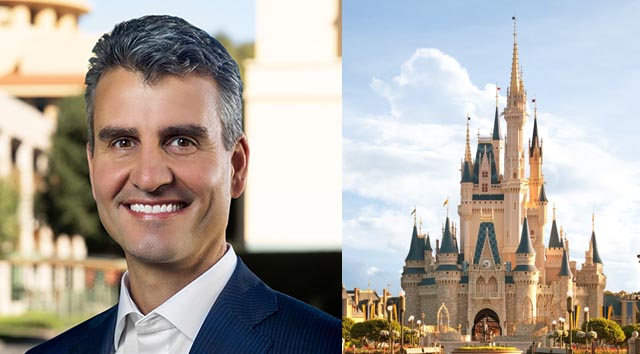 NEWS: Josh D'Amaro Named Chairman of Disney Parks, Experiences, and Products