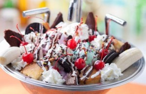 Recipe: Make Your Own Kitchen Sink Sundae!