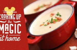Make Your Own Cheddar Cheese Soup from Le Cellier Steakhouse at Home!
