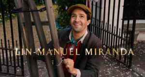 Another Disney Animated Musical by Lin-Manuel Miranda?