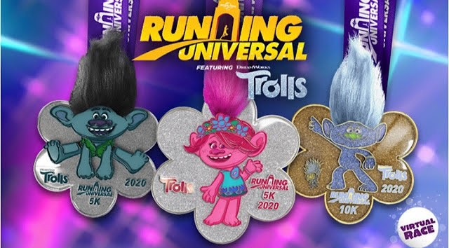 Registration Now Open for Running Universal Virtual Races