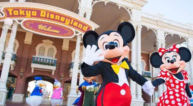 Reopening of Tokyo Disneyland and Change to Mandatory Masks