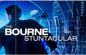 Bourne Stuntacular Stage Show Set to Open at Universal Orlando