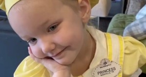 Video: Adorable Little Girl Dedicates Song to Disney Cast Members