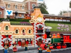 Unique Offerings at the Disney Springs Lego Store