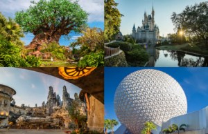 Disney Releases Complete List of Experiences Open at all Theme Parks