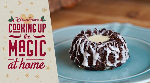 Cooking Up the Magic: Disneyland Resort's Gingerbread Bundt Cake Recipe