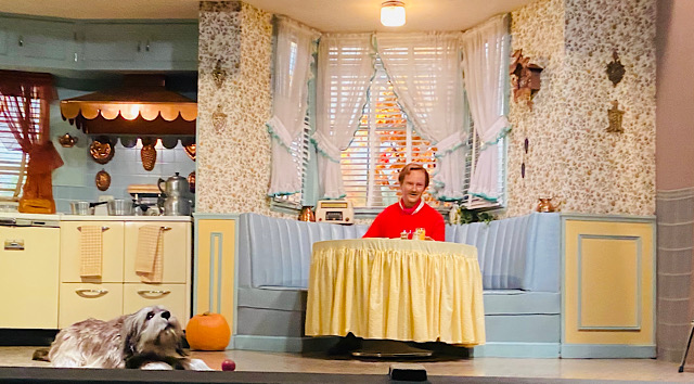Carousel of Progress Down for Second Day in a Row