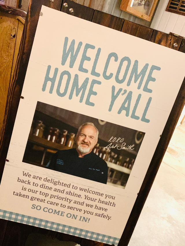 Chef Art Smith's Homecomin' Review