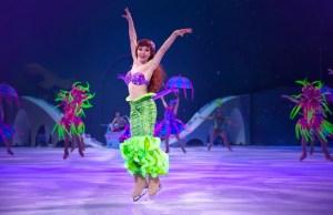 Sneak Peek of Disney on Ice Little Mermaid Performance