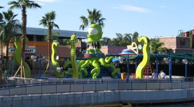 Temporary Attraction Closures at Universal Orlando Resort
